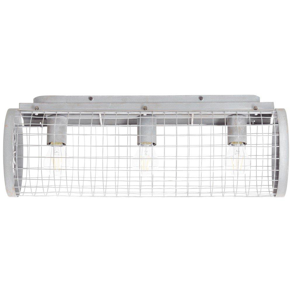 Brilliant Landelijke plafondlamp Net Brilliant 93421/70