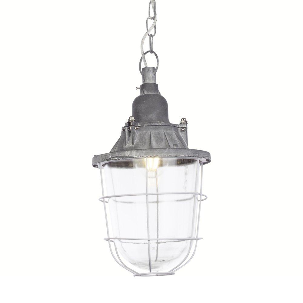 Brilliant Landelijke hanglamp Storm Brilliant 93652/70