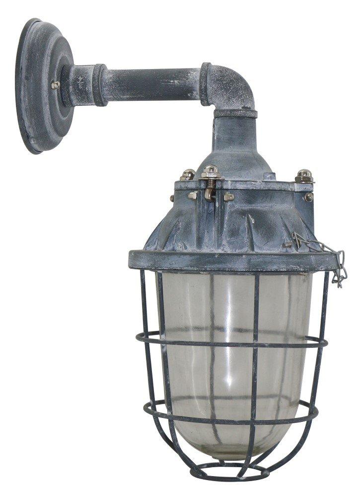 Brilliant Landelijke wandlamp Storm Brilliant 90292/70