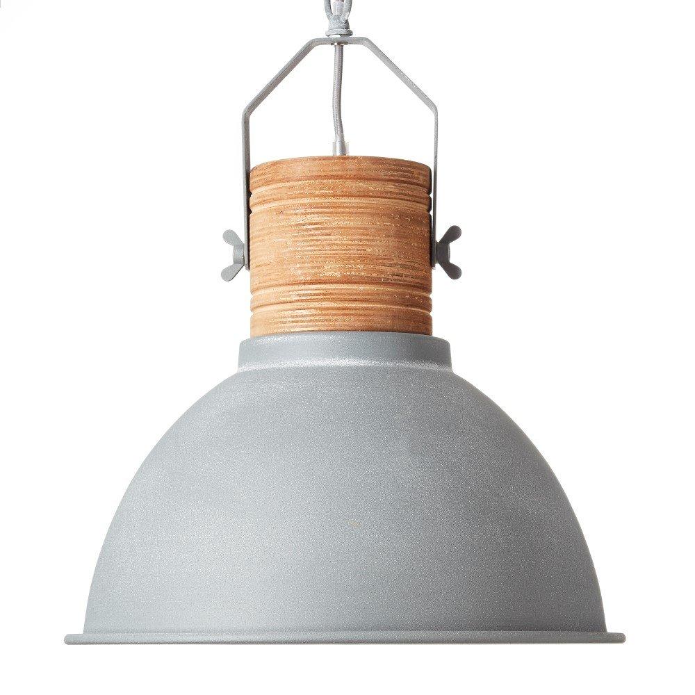 Brilliant Landelijke hanglamp FriedaØ 40cm Brilliant 93630/70