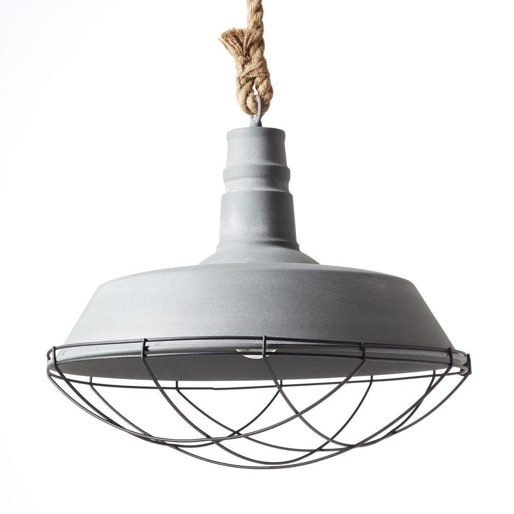 Hanglamp Met Touw.Brilliant Hanglamp Aan Touw Rope O 47cm