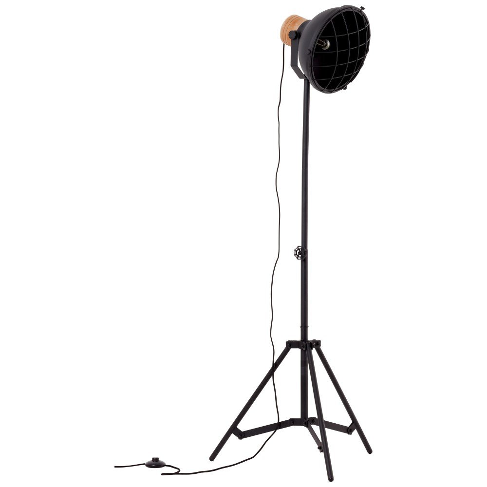 Brilliant Landelijke vloerlamp Emma Brilliant 99010/86