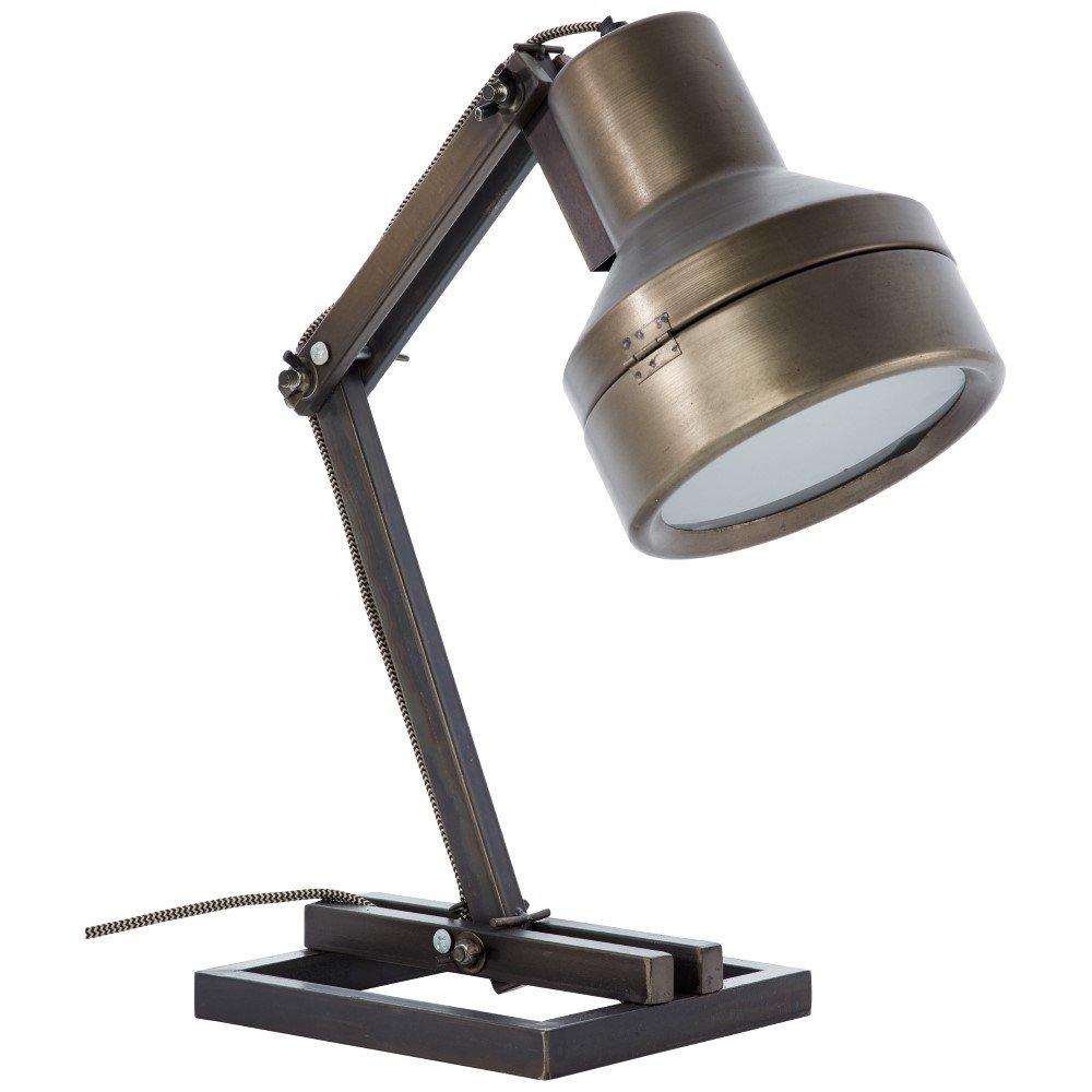 Brilliant Industriële bureaulamp Hardwork Brilliant 99037/46