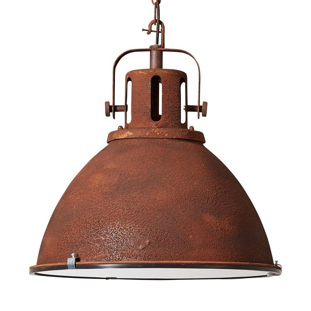 Brilliant Industriële hanglamp Jesper Ø 38cm Brilliant 23772/55