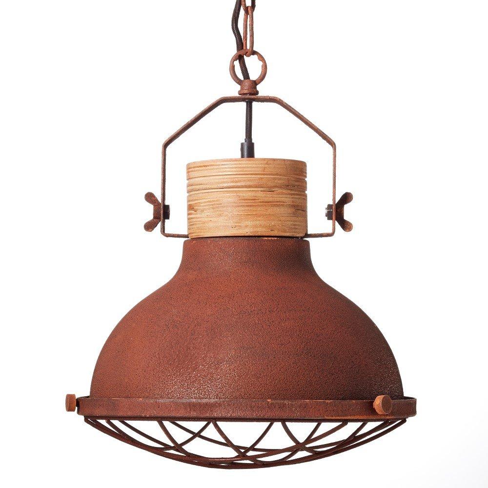 Brilliant Industriële hanglamp Emma Ø 30cm Brilliant 93571/55