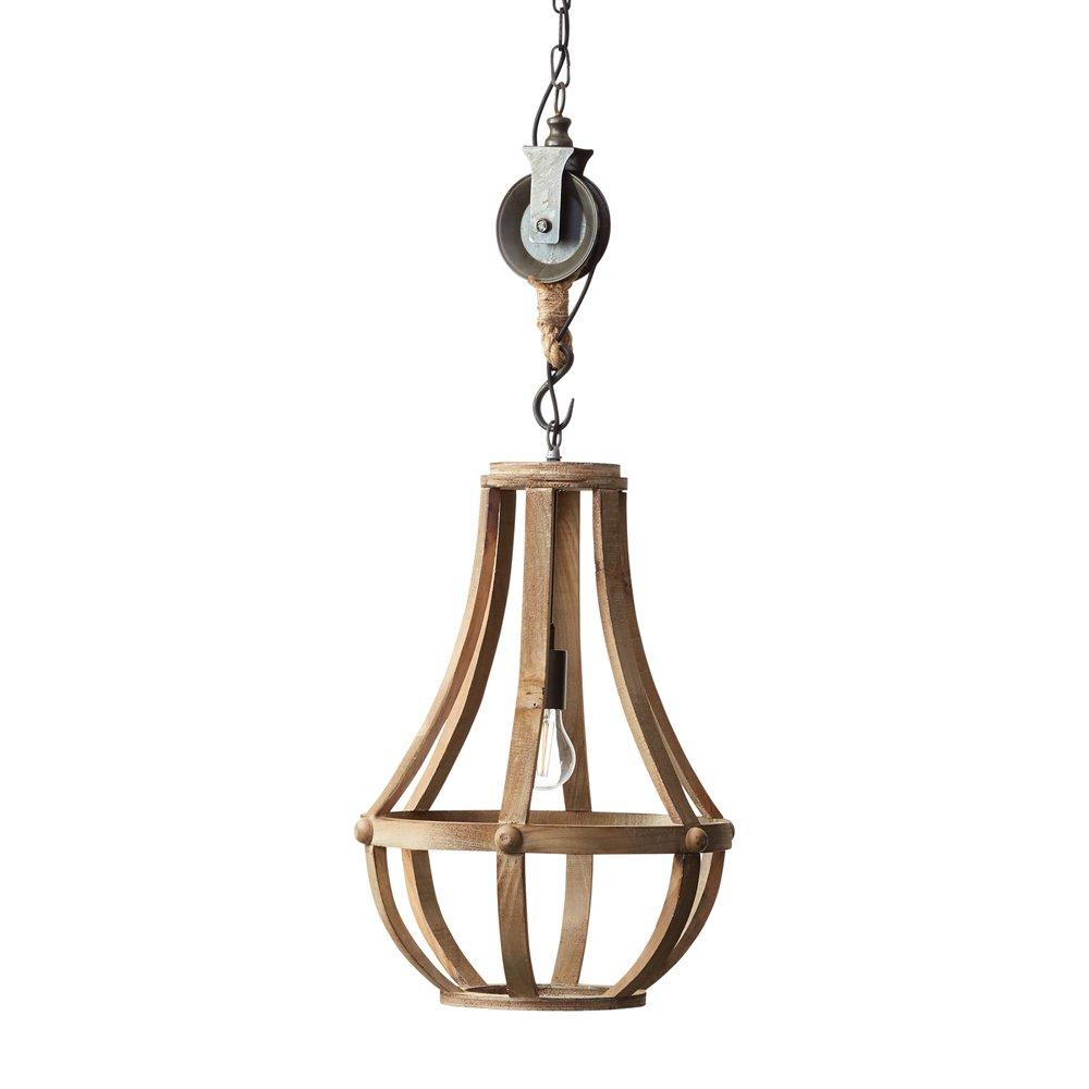 Brilliant Landelijke hanglamp ChurchØ 41cm Brilliant 93399/45