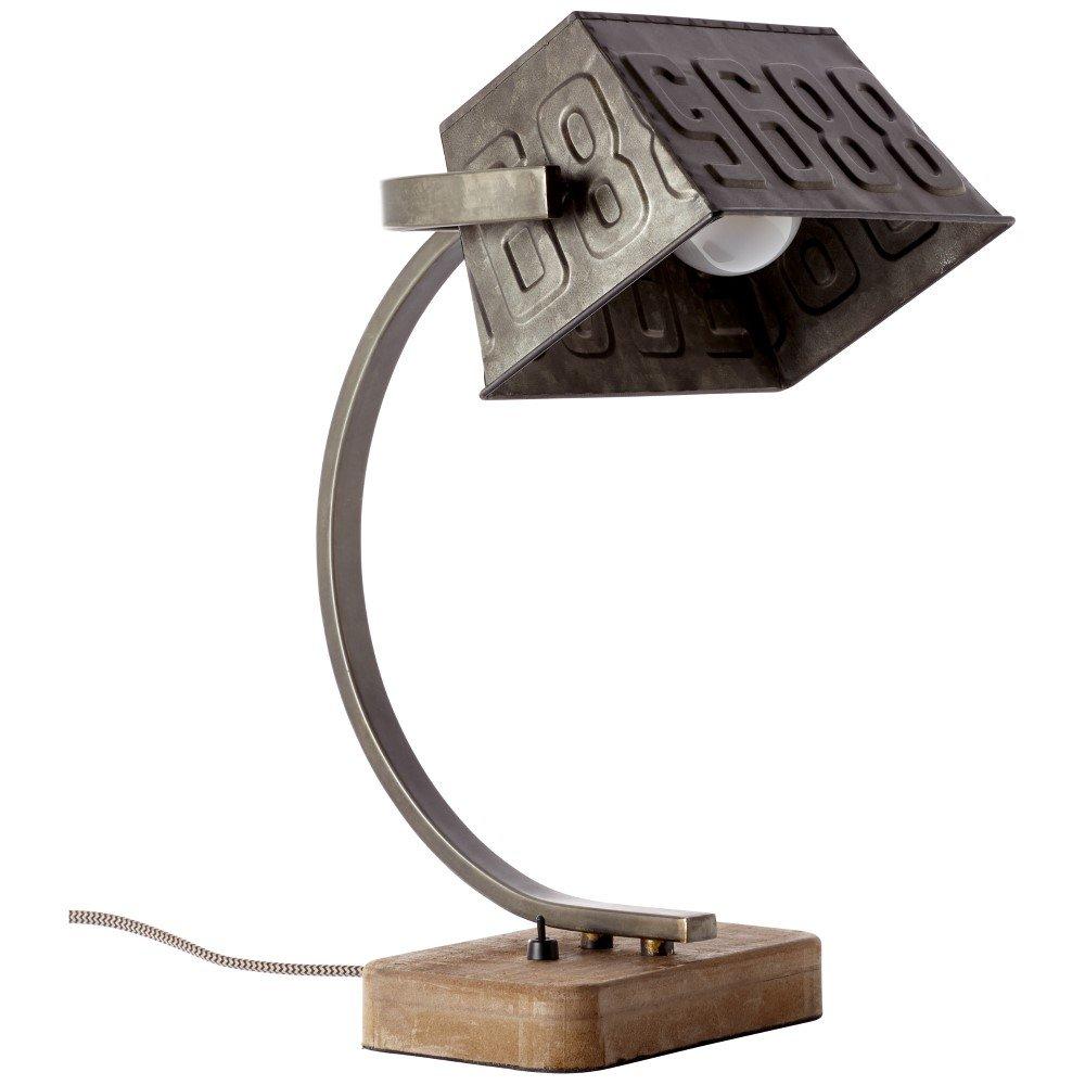 Brilliant Landelijke bureaulamp Drake Brilliant 99022/46