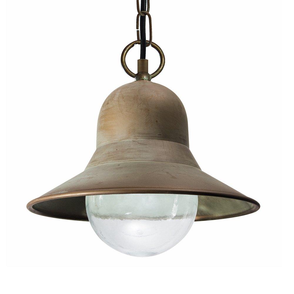 Franssen Messing hanglamp Maritiem Franssen-Verlichting 23804-36