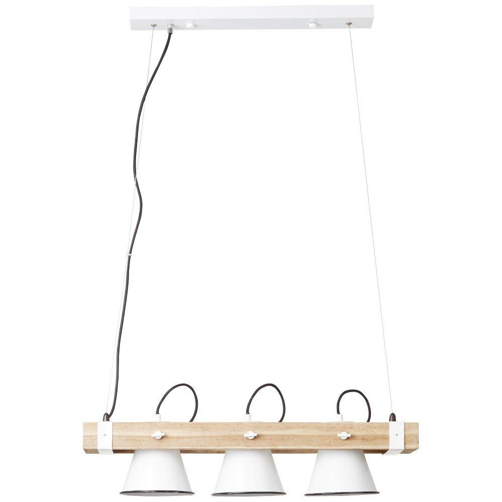 Brilliant Retro hanglamp Plow Brilliant 82173/05