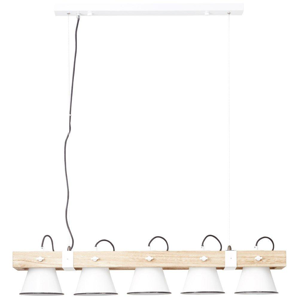 Brilliant Eetkamer hanglamp Plow Brilliant 82175/05
