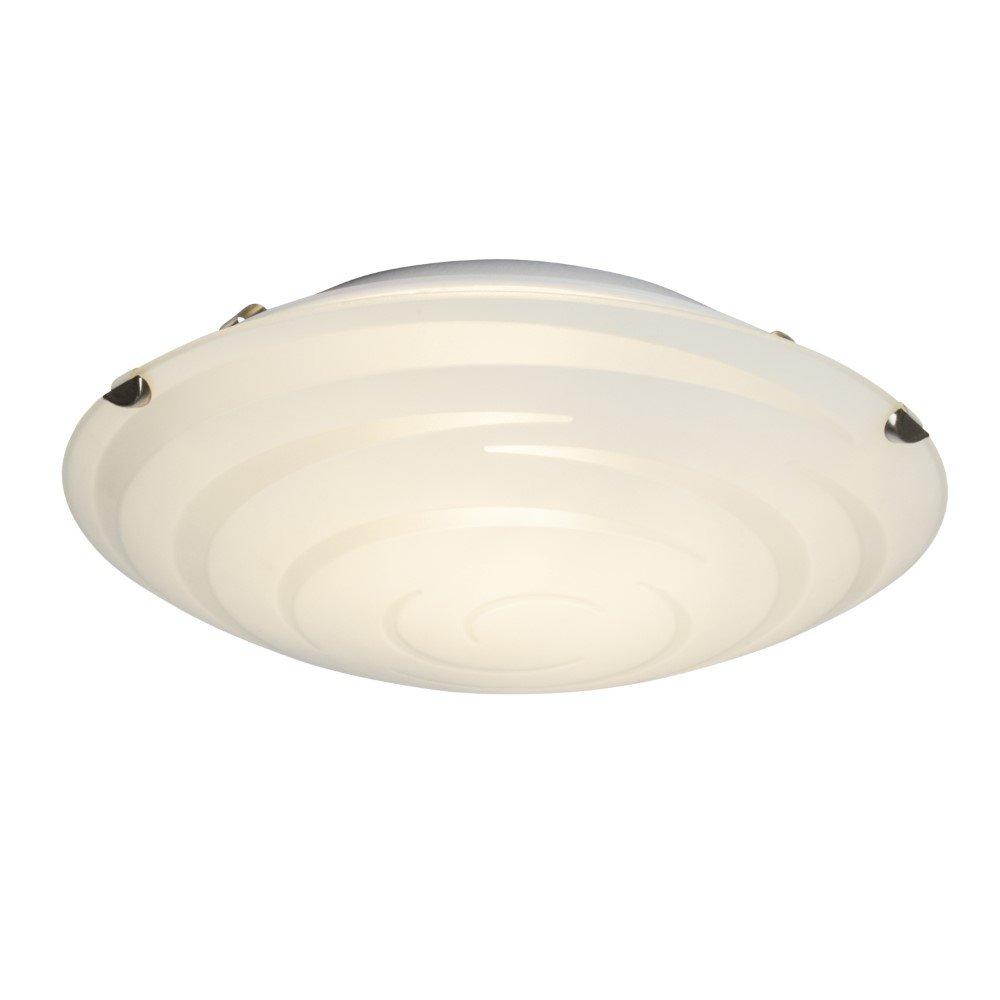 Brilliant plafondlamp Melania swirl E27