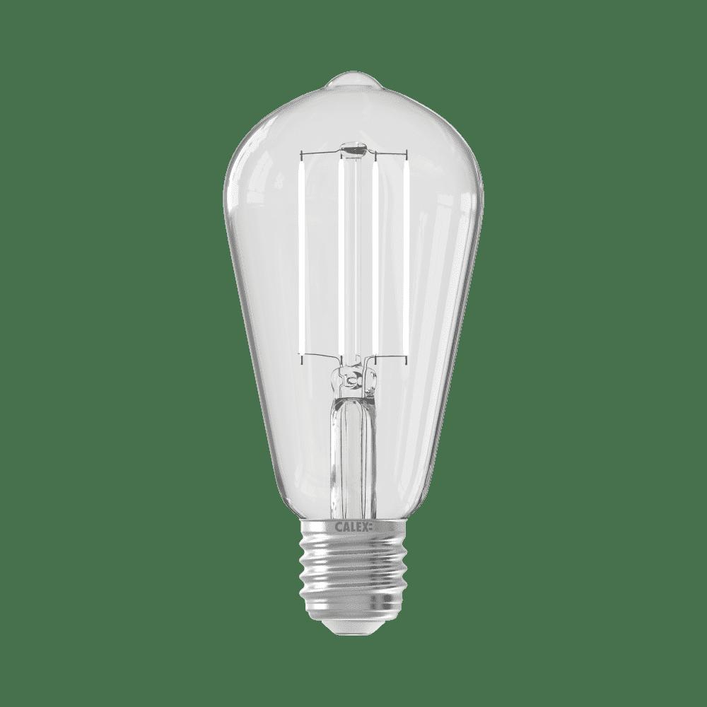 Calex wifi Smart ST64 Helder Filament E27