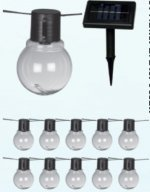 Solar lampjes Menorca product photo