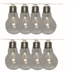 Solar lampenbolletjes Marbella product photo