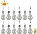 12x solar lampenbolletjes Bulb product photo